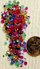 8-12 small Natural Sapphire Ruby Emerald Tanzanite loose gemstones Mix 1+ct lot
