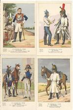 Cdt BUCQUOY - UNIFORMES 1er EMPIRE - Série 204 - les Cuirassiers