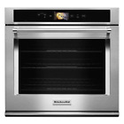 "KitchenAid KOSE900HSS Smart Oven+ 30"" Single Oven in Stainless Steel photo"