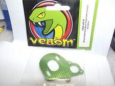 Venom Ven-4018 Venom Heat Sink Motor Axail AX10 Green Aliuminum  Scorpion