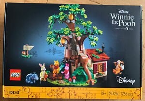 Lego 21326 Ideas Disney Winnie the Pooh New & Sealed