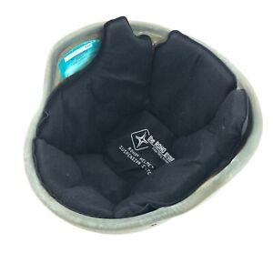 Military ACH Helmet Pad Suspension System, Adjustable Moisture Wicking, LARGE