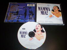 Benny Andersson And Björn Ulvaeus' ‎– Mamma Mia! - The Musical CD Decca Usa