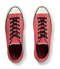 Converse Papaya Canvas All Star Low Top Sneakers: 10 / 44