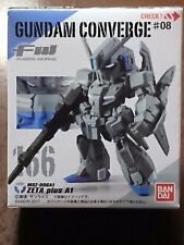 Fw Gundam Converge #08 166 Zeta plus A1 New Bandai