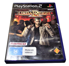 Urban Reign PS2 PAL *Complete*