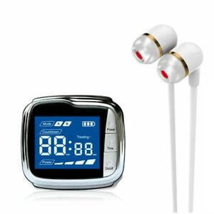 Cold Laser Therapy LLLT Watch Device for Ear Tinnitus Otitis Media Tympanitis