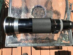 Nikon Nikkor 85mm to 250mm Non Ai Zoom Lens