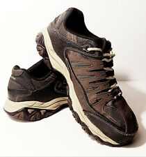 Skechers Afterburn Memory Foam Outdoor Hiking Trail Shoes Men Sz 11.5 SN50125EWW