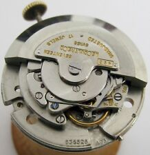 Jaeger LeCoultre 493 17 jewels Watch Movement for project or parts ...