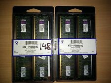 Kingston PC2-5300 4 GB DIMM 667 MHz DDR2 SDRAM Memory (KTD-PE6950/8G) x 4 = 16Gb