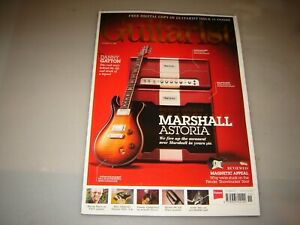 Guitarist Magazine November 2015 #400 Marshall Astoria