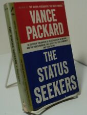 The Status Seekers by Vance Packard - Cardinal Gc-601 - 1962