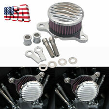 Motorcycle Air Cleaner Intake Filter System Kit for Harley Sportster XL 883 1200
