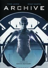 DVD: Archive (Science Fiction, USA 2020, capelight pictures)