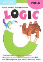 Logic, Pre-K, Paperback by Kumon (COR), Brand New, Free shipping in the US