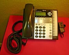 Atampt 1040 4 Line Corded Small Business System Caller Id Speakerphone D42