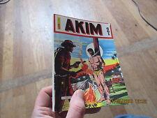 PETIT FORMAT BD AKIM 661 mon journal 1987