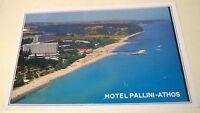 Greece Kallithea Pallini Athos Hotels 10504.Y - posted 1997