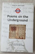 Poems on the Underground. Edited Gerard Benson. 10th Edition. Poetry