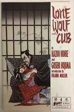 Lone Wolf And Cub #6 (1987) NM First Comics