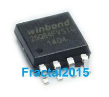W25q64fvssig W25Q64FVSIG 25Q64FVSIG 25q64,64M-BIT flash 8m x 8 spi bus puce BIOS