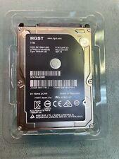 """HGST TS5SAS100 1TB SATA 2,5"""" Interne Festplatte"""