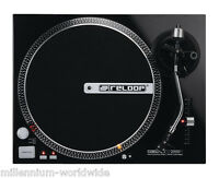 RELOOP RP-2000M - DIRECT DRIVE TURNTABLE w/ ORTOFON CARTRIDGE Authorized Dealer