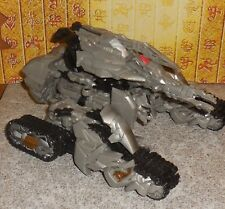 Transformers Rotf MEGATRON Leader class Revenge Of The Fallen Lot