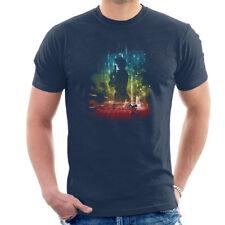 Cowboy Bebop Spike Silhouette Men's T-Shirt