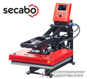 Secabo TC5-SMART, halbautomatische Transferpresse, 38cm x 38cm
