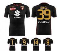 Maglia PORTIERE ufficiale GARA TORINO FC 2018/19 Kappa SIRIGU BELOTTI