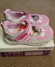 BNIB Pediped Flex Girls sz 28 / 10 Dakota Chiffon shoe