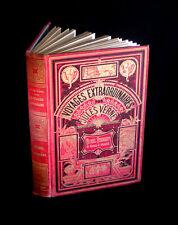 [Cartonnage SOUZE - HETZEL – RUSSIE] Jules VERNE -  Michel Strogoff. 1878.