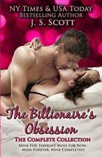 The Billionaire's Obsession : The Complete Collection (Mine for Tonight; /BOOK