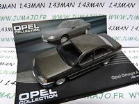 OPE73R voiture 1/43 IXO OPEL collection : OMEGA A 1986/1994