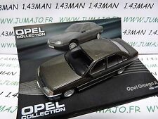 OPE73 voiture 1/43 IXO OPEL collection : OMEGA A 1986/1994