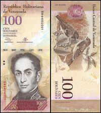 Venezuela 100 Bolivares, 2013, P-93g, UNC