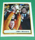 N°157 WINNERS 1991 AUSTRALIA MERLIN IRB RUGBY WORLD CUP 1999 PANINI COUPE MONDE