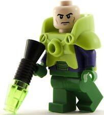 GENUINE Lego DC Super Heroes Battle Armour LEX LUTHOR Minifigure - split from...