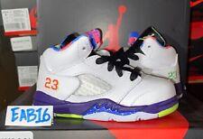 Nike Jordan 5 Bel Air Alternate Ghost Green Pink Purple Infant Toddler TD Size