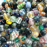 Lampwork Glass Beads Mix - Many Colors, Shapes, Sizes & Styles (20 Beads)