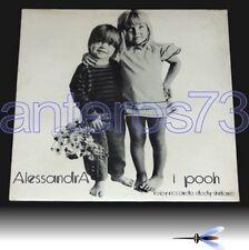 "POOH ""ALESSANDRA"" RARO LP BARCODE 1989 - SIGILLATO"
