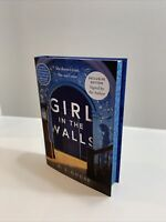Girl In The Walls By A.J Gnuse 2021 Signed Sprayed Exclusive First Edition HB