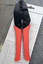 1PCS BNC RG58 RG59 RG6 coax,N,RCA,TNC,UHF,SMA,TV Crimper/Crimping Tool