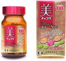 Chocola BB Beauty Collagen 120 tablets, Vitamin B,C and Collagen, Eisai Japan