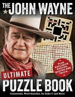 The John Wayne Ultimate Puzzle Book [New Book] Paperback