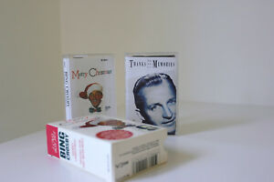 'Merry Christmas & Thanks for the Memories' by Bing Crosby (Audio Tape, 1993)