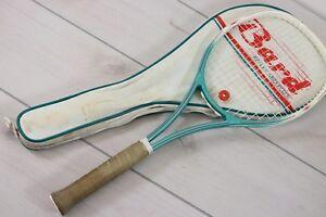 Vintage Bard Reflex Mid Plus Graphite Boron Composite Tennis Racquet L2 4-1/4L