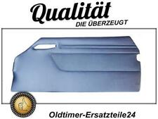 2 Blu Anteriore Pannelli Porta Set per Mercedes R107